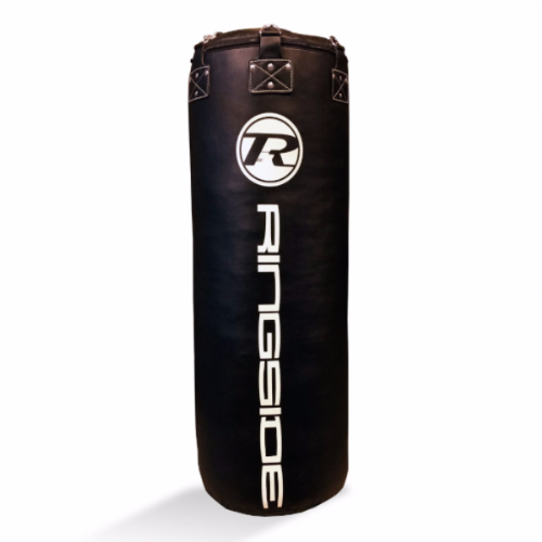 Ringside Jumbo Synthetic Leather Punchbag - Black
